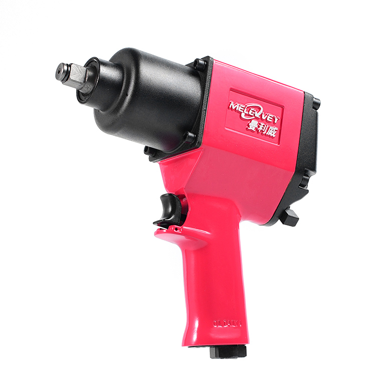 M-822 1/2 inch industrial car air impact wrench for auto rep